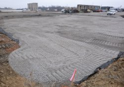 OU-2 Paule Property Proposed Shredder Pad / Southeast (December 11, 2015)